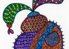 Ornamental Monsters #1