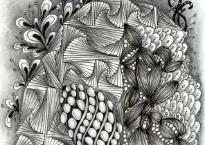 Fast Zentangle