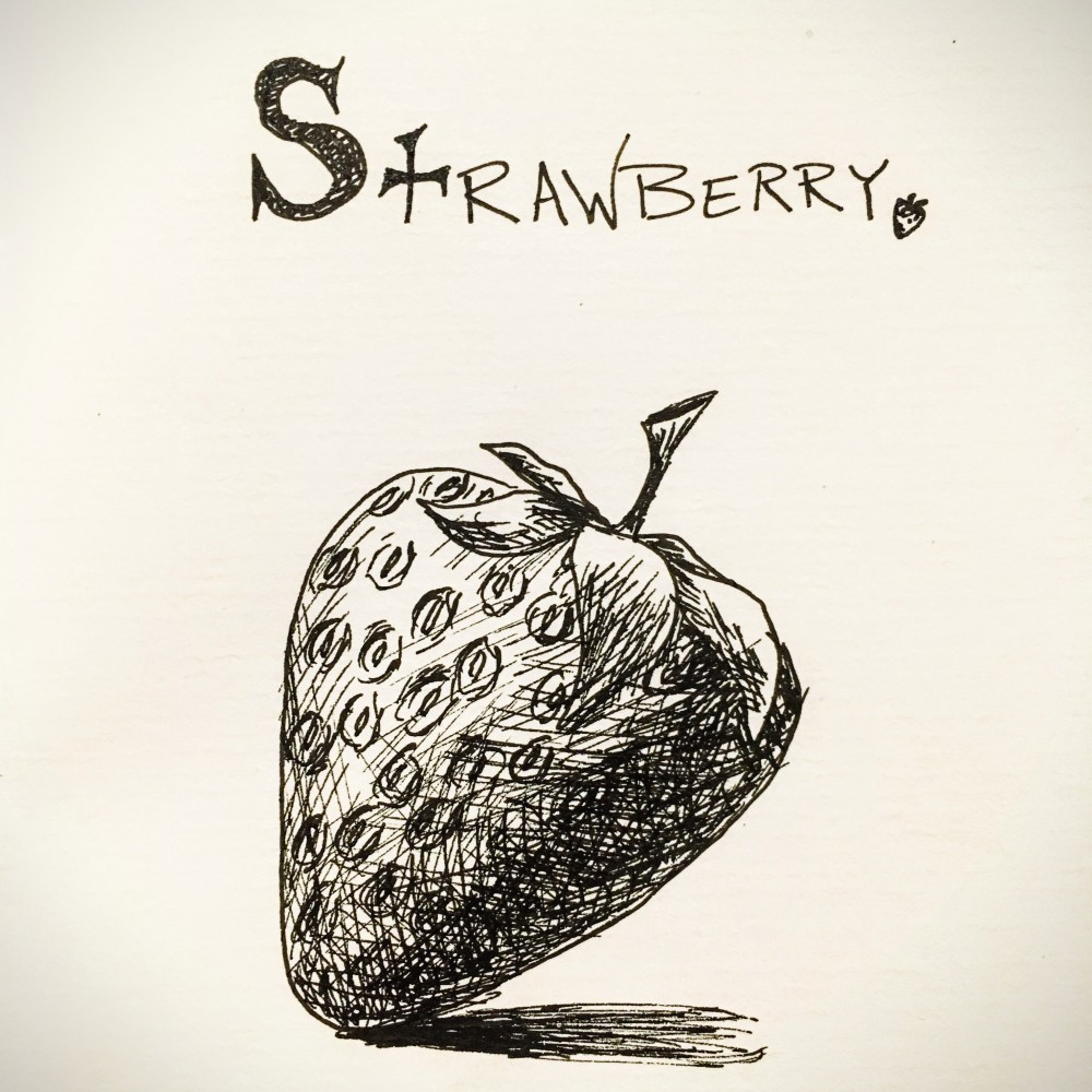 Day 1 Strawberry