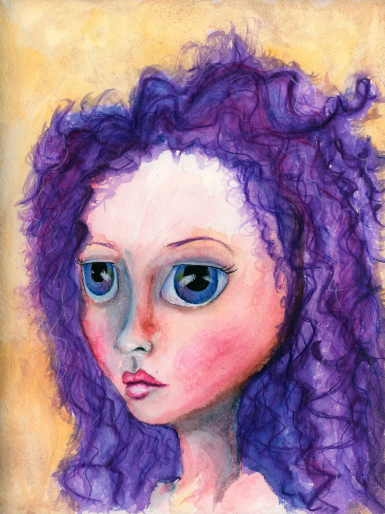 Purplehead