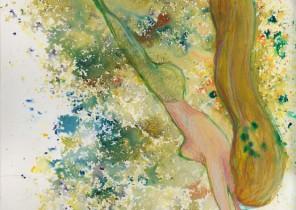 Moss Mermaid