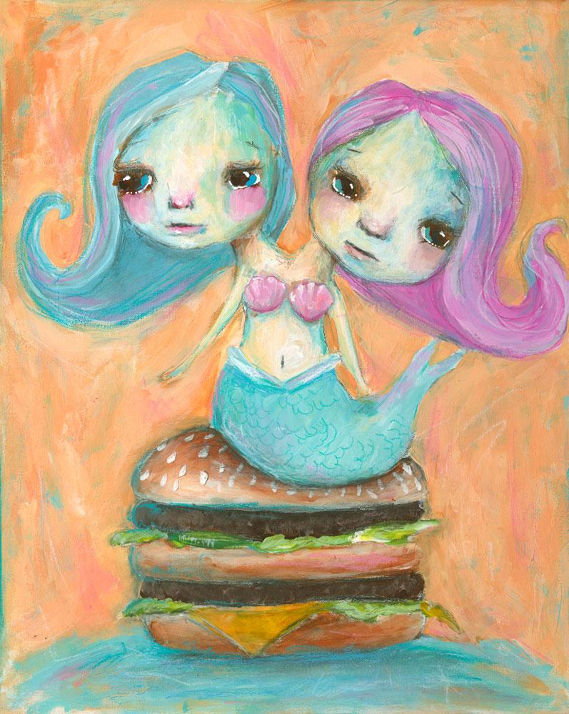 two-headed-mermaid